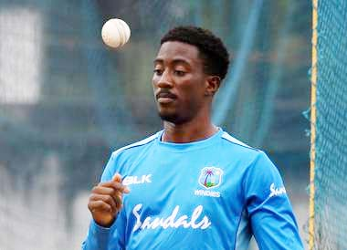 Caribbean leg spinner Walsh tests corona positive, to miss ODIs