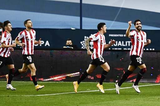 Bilbao stun Real Madrid to reach Spanish Super Cup final