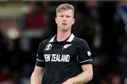 NZ all-rounder Neesham undergoes surgery