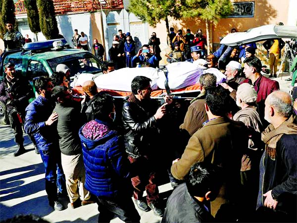 Gunmen assassinate two Afghan women judges in Kabul