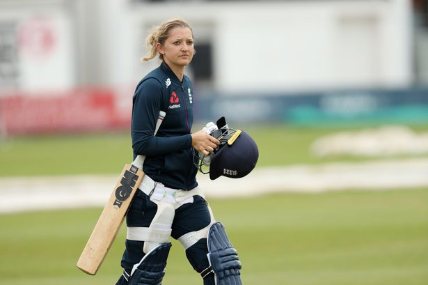 Sarah Taylor on 'maybe' making a comeback