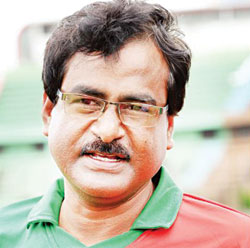 Trying to boost up players psychologically: Coach Harun