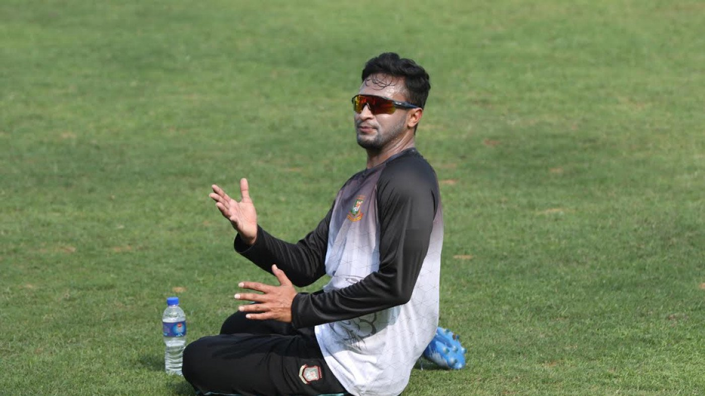 No problem for Shakib to bat at no 4 position