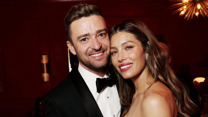 Justin Timberlake announces birth of 2nd son with Jessica Biel