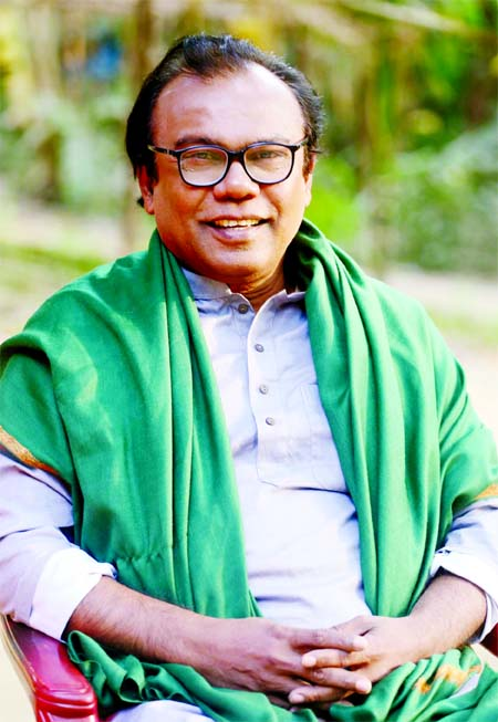 Fazlur Rahman Babu again in play-back song