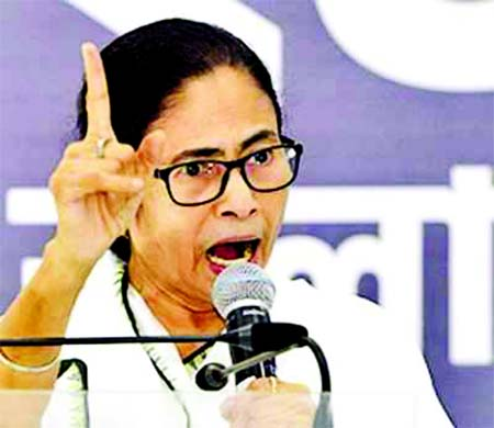 BJP more dangerous than Maoists: Mamata