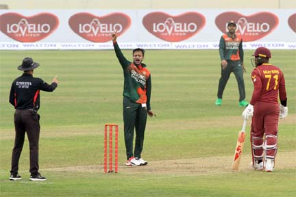 Shakib returns to his form