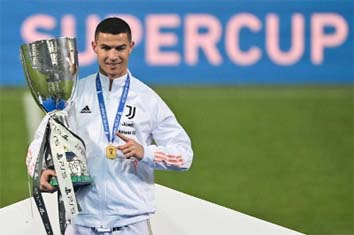 760 up, Ronaldo hailed as most prolific goalscorer