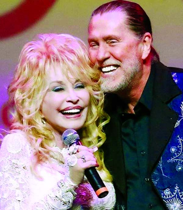 Dolly Parton's brother and singer Randy Parton dies
