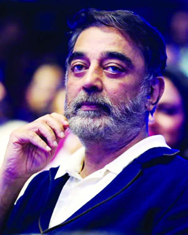Kamal Haasan returns home after leg surgery
