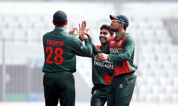 Mehidy grateful to Shakib, spin bowling coach for his career-best bowling