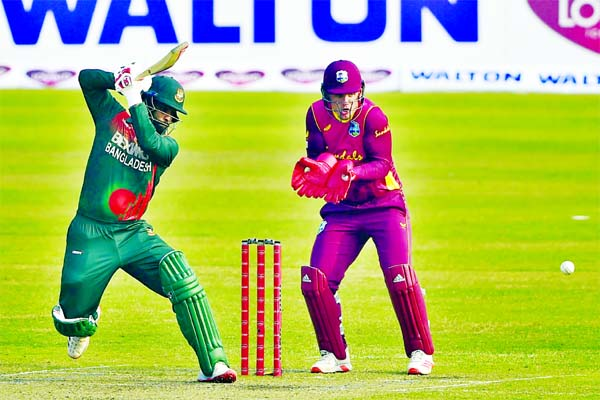 Bangladesh clinch series win over West Indies