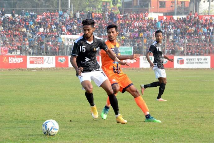Bashundhara beat Brothers, Abahani edge past Rahmatganj