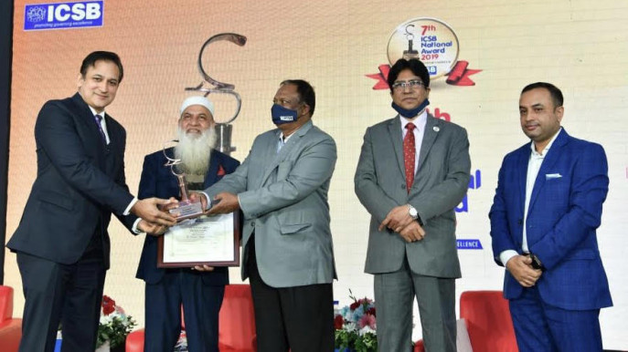 The Peninsula Chittagong Limited receives ICSB award for Corporate Governance Excellence