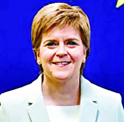 Nicola Sturgeon vows to hold another 'legal' vote