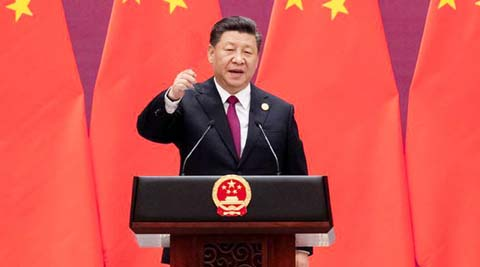 Xi Jinping warns leaders against 'new Cold War'