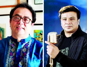 Mizan lends voice to Mustafiz Shafi's lyrics