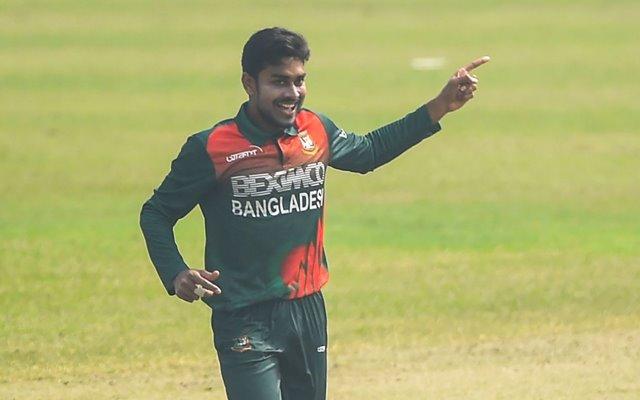 Mehidy gains big in ODI Rankings