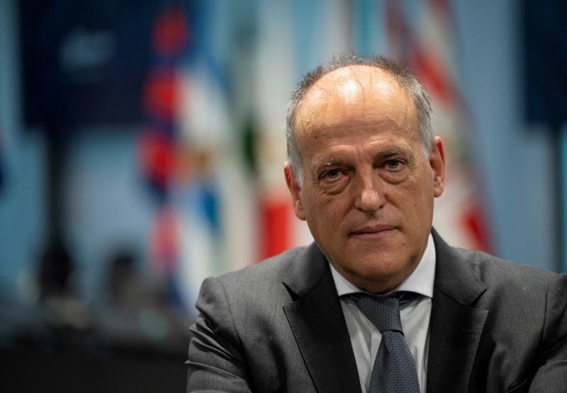 Super League would destroy top clubs: La Liga chief