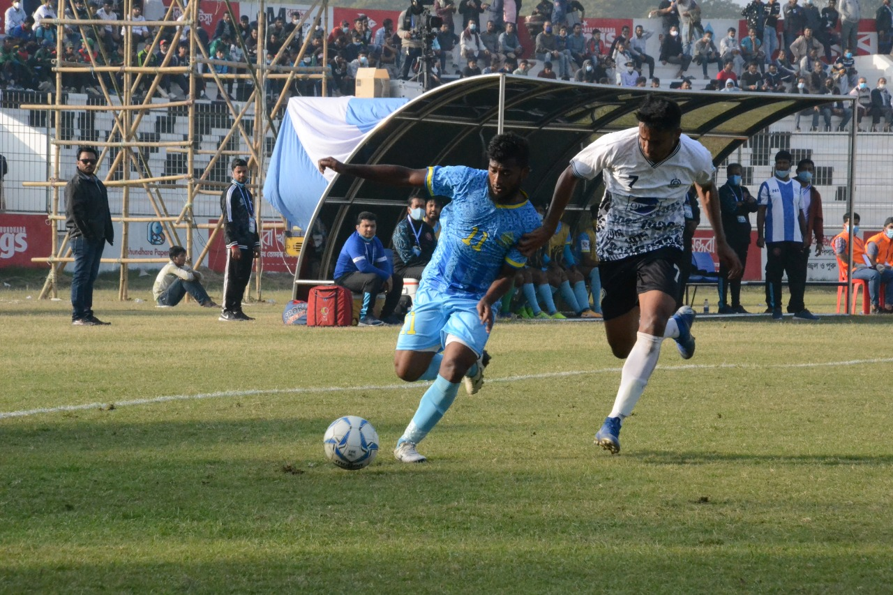 Mohammedan-Abahani match ends in draw