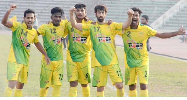 Rahmatganj defeat Uttar Baridhara