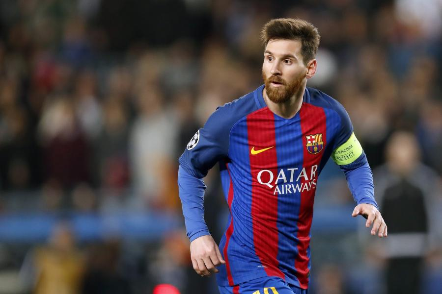 Messi`s €555m Barcelona contract