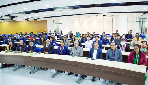 Orientation, training program for newly appointed teachers at DIU