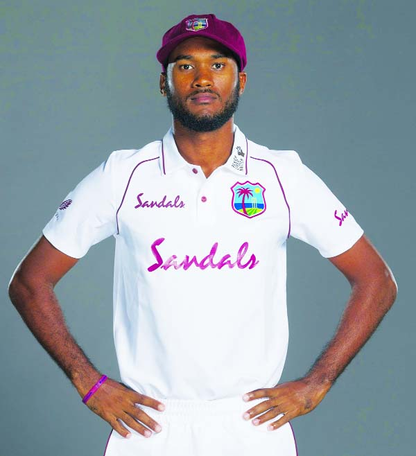 We prove we are not a depleted side: Brathwaite