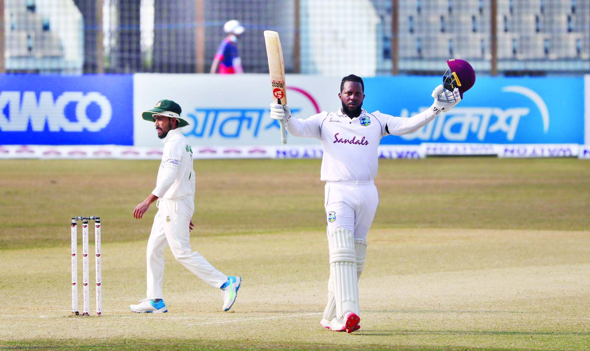 Caribbeans win by three wickets