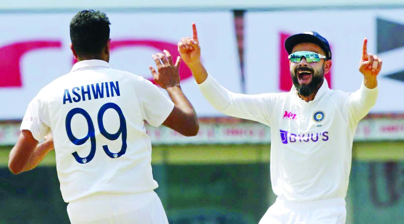 Sundar, Ashwin lead India's fightback but England's match to win