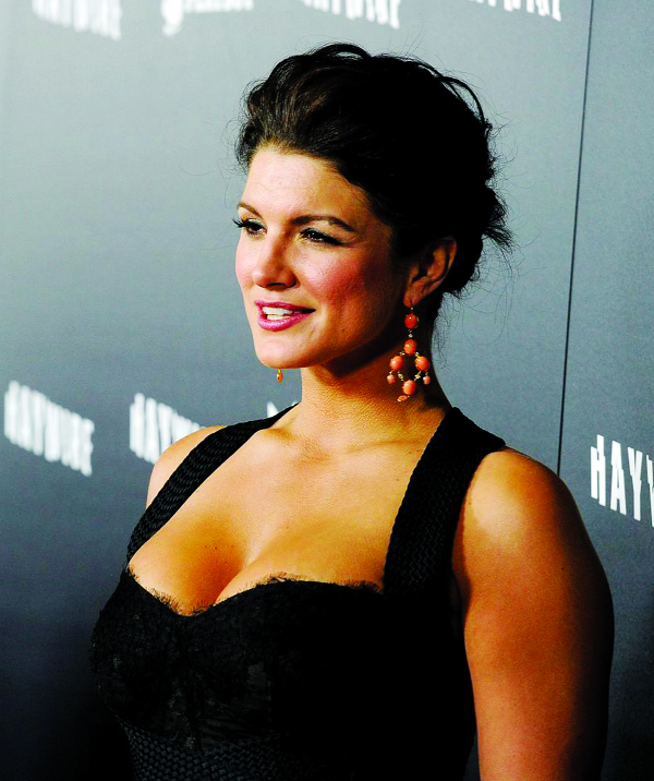 Gina Carano fired from The Mandalorian