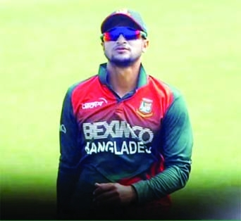 Shakib departs for USA