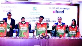 Evaly to sponsor BD cricket team for NZ tour