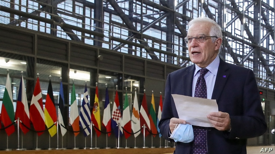 EU to impose sanctions on Myanmar