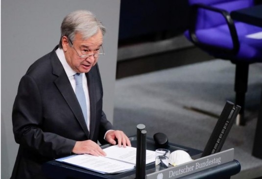 White supremacy a 'transnational threat', UN chief warns