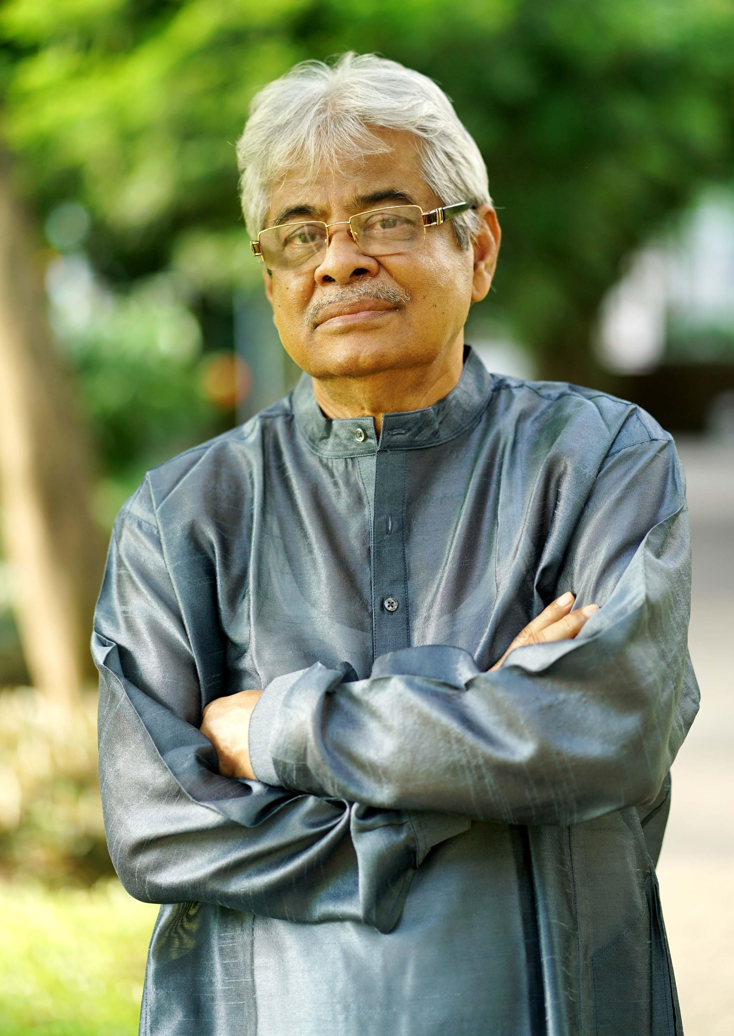 Bhashachitra publishes first series book on Gazi Mazharul Anwar