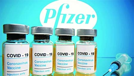 Pfizer vaccine found 94 percent effective in real world