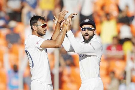 India crush England inside two days