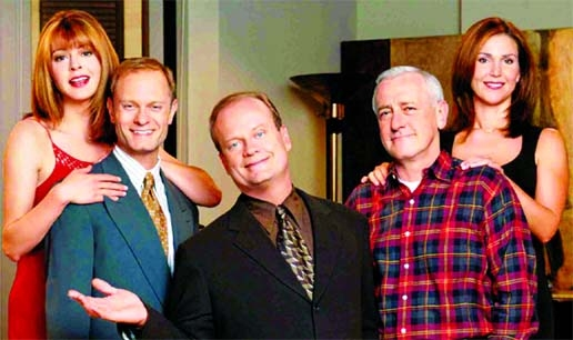 TV series Frasier latest '90s hit to get a revival