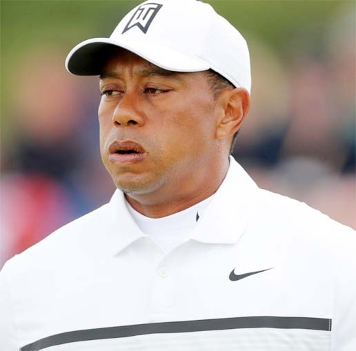 Tiger Woods in