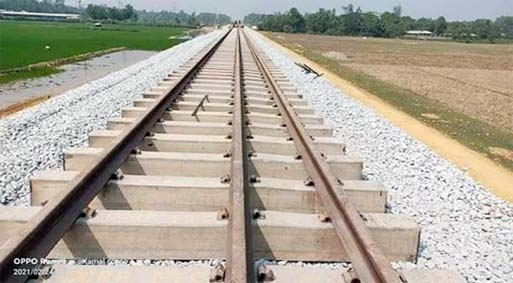 Cox's Bazar rail project work progressing fast