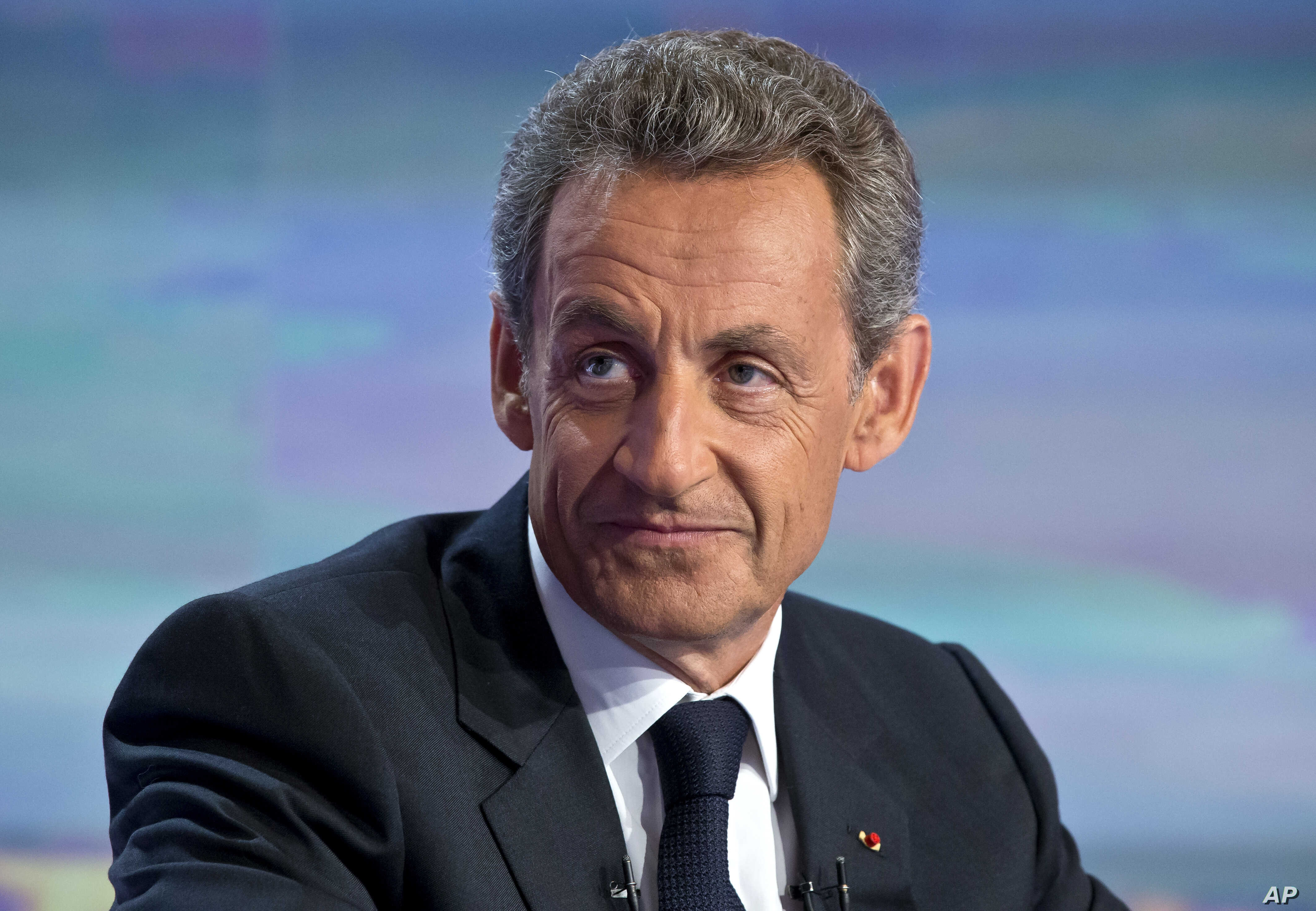 Former French president Sarkozy sentenced to jail for corruption