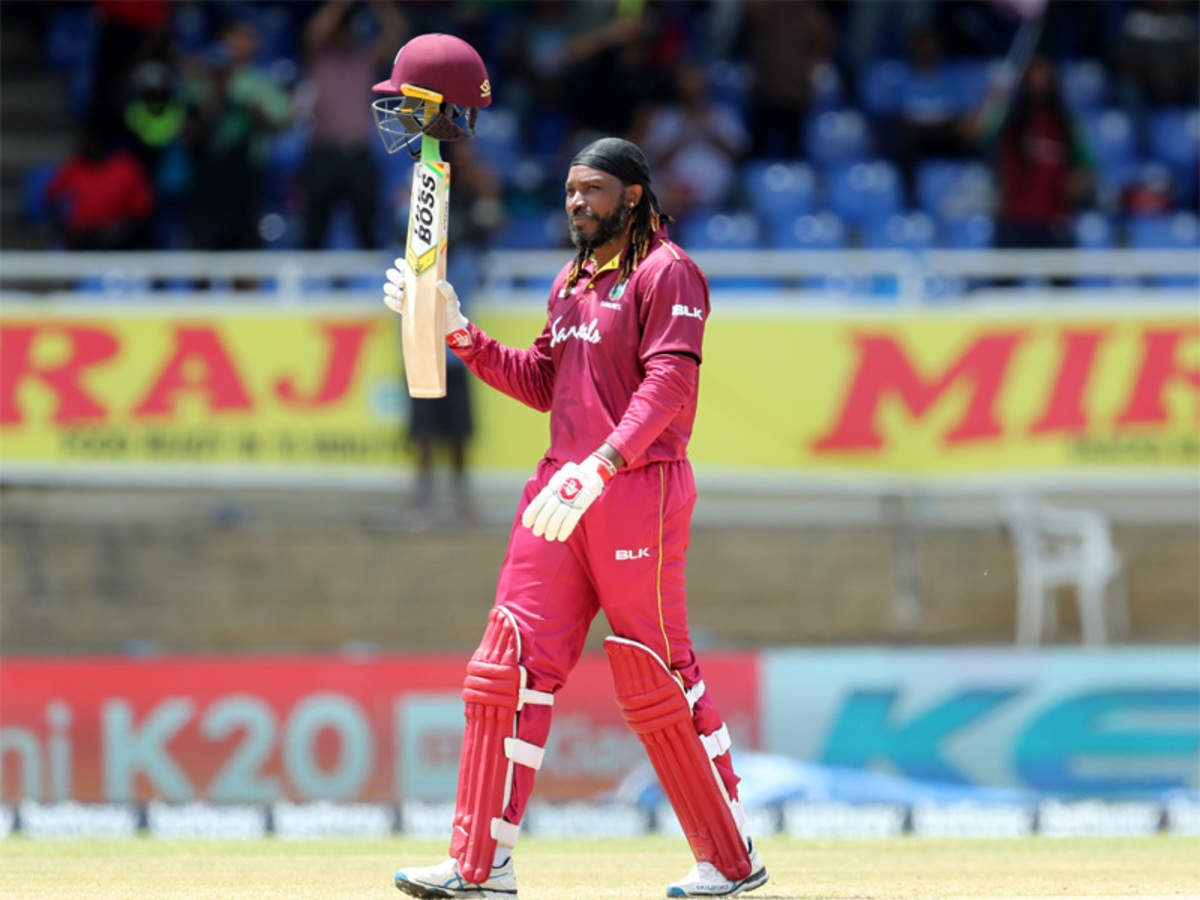 Gayle targeting third world T20 title ahead of Windies return
