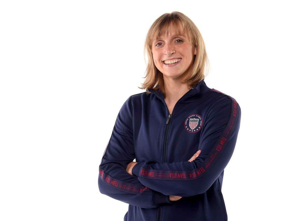 Ledecky still treating Tokyo as a golden opportunity