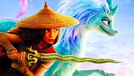 Star Cineplex to  screen Disney's Raya and the Last Dragon on Friday