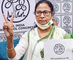 Mamata to contest from Nandigram