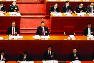 China's parliament to delay Hong Kong legislative vote, overhaul electoral system