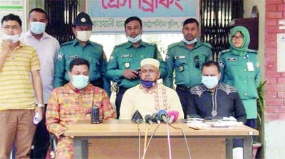 11 members of a cheating gang arrested in Rangpur