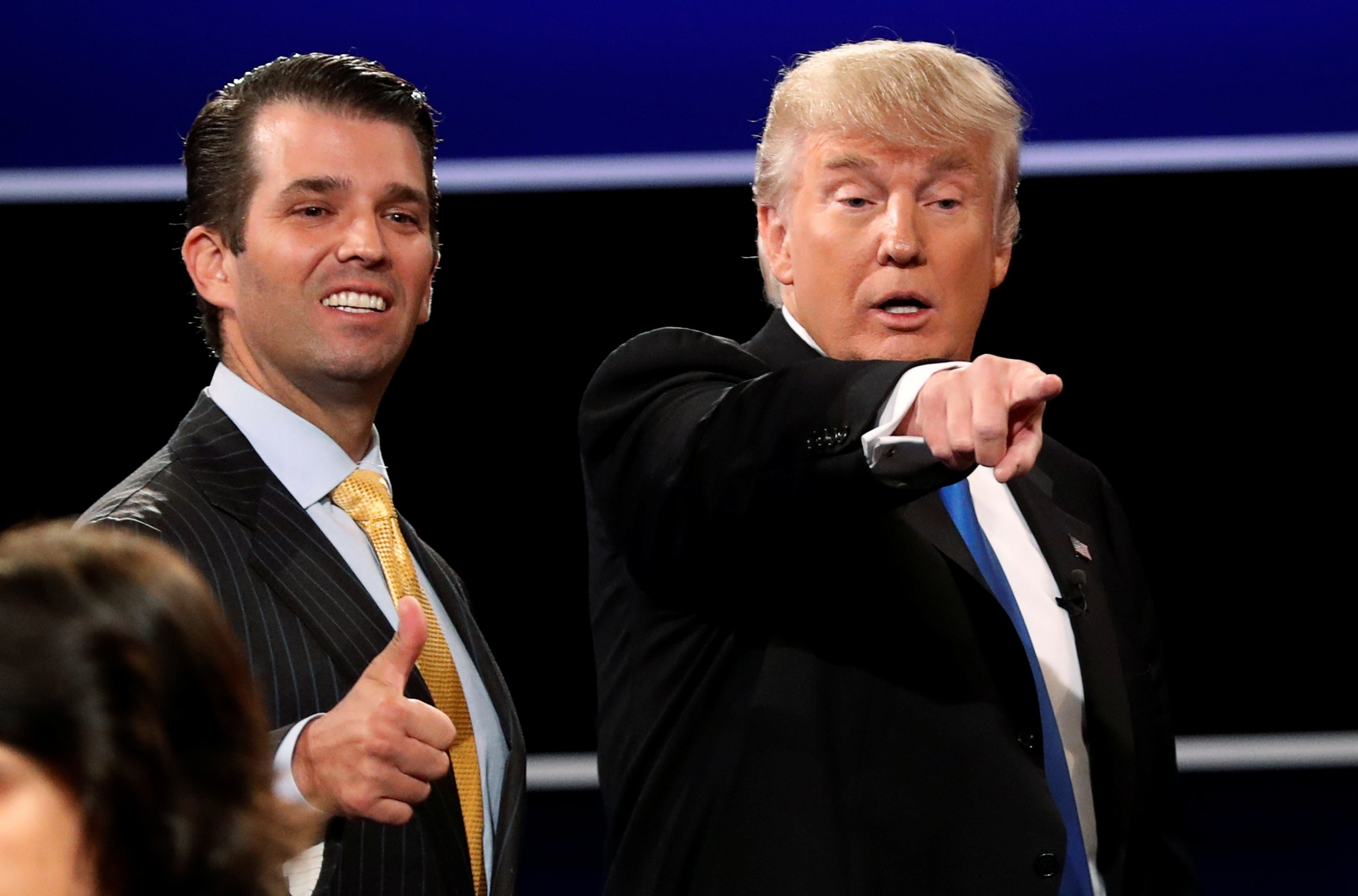 Another lawsuit against Trump, his son