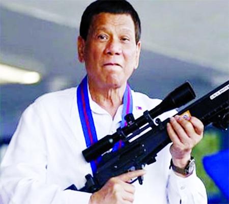 Duterte orders to